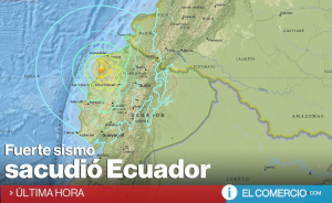 Ecuador Earthquake